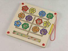 Eduplay Magnetische bloemenspel