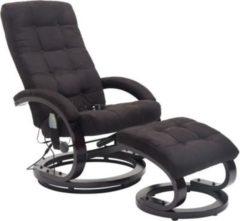 HOMCOM Massagesessel mit Wärmefunktion TV Sessel Massagesessel Fernsehsessel Relaxsessel Massagestuhl Wärme Massage Sessel