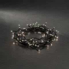 Konstsmide 2083-000 Micro-lichtketting Buiten werkt op het lichtnet 100 Gloeilamp Helder