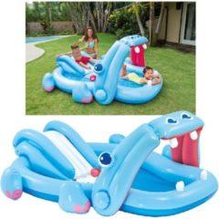 Intex Hippo Play Center, 221 x 188 x 86cm, Schwimmbad