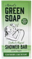 Marcel's Green Soap Marcel's groen Soap Shower Bar Tonka & Muguet (150g)