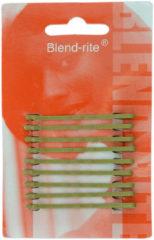 Sibel - Blend Rite Haarschuifjes - 5,0 cm - 9 Stuks