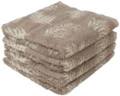 SEASTAR Premium Handtuch 4er Set, beige