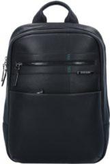 Formalite LTH Business Rucksack Leder 38 cm Laptopfach Samsonite black