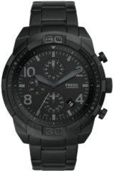 Zwarte Fossil Bronson Horloge FS5712