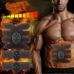 Meco KALOAD ABS Abdominal Muscle Trainer Full Body Muscle Training Stimulation Fitness Massager