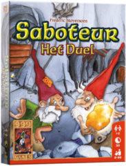 999 Games Saboteur het duel kaartspel