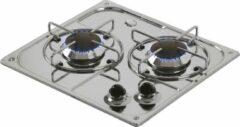Allpa CAN PC1321 gas Kookplaat met 2 Branders inbouw