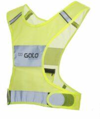 Groene Gato sports - Reflectie x vest - Large/XLarge