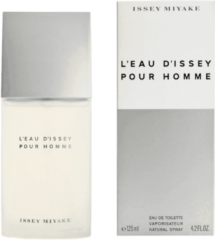 Herenparfum L'eau D'issey Homme Issey Miyake EDT 125 ml