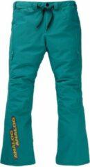 Analog Thatcher snowboardbroek groen blue slate