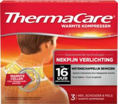 Thermacare zelfverwarmende kompressen - bij nekpijn, schouderpijn en pijn aan de pols