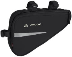 Zwarte Vaude Triangle Bag - Fietstas - Unisex - black