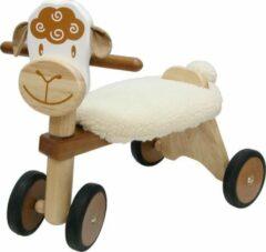 Bruine I'm Toy Loopfiets schaap