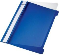 Leitz Leitz Snelhechtmap blauw, ft A5, doos van 25 stuks (419735)