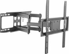 TV beugel - Muurbeugel tv - Audizio FMB60 - Draaibaar en kantelbaar - Voor 32 - 65 inch tv's - Max. 40kg - Zwart