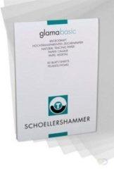 Schoellershammer Transparantpapier Glama A3 100g/m2 bl.50 vel