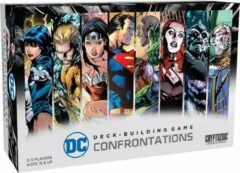 Cryptozoic Entertainment DC Comics Deckbuilding Game Confrontations