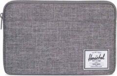 Herschel Anchor Sleeve for 12 inch MacBook - Raven Crosshatch