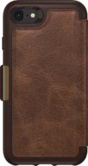 Otterbox Strada Series Folio Schutzhülle für das iPhone 8/7 iPhone Backcover N/A, Espresso