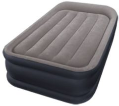 Intex Luftbett mit integrierter Elektropumpe, »Deluxe Pillow Rest Raised Bed«