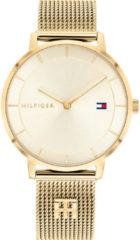 Tommy Hilfiger - 1782286 Horloge - Vrouwen - Goudkleurig- RVS - Ø 35 mm
