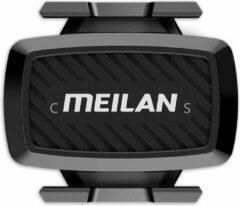 Meilan Snelheids- En Cadanssensor Bluetooth 3,5 X 3 Cm Zwart