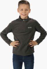Donkergrijze Regatta Hot Shot II Fleece Sweater Junior