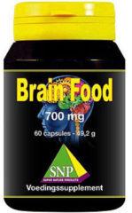 SNP Brainfood 60 Capsules