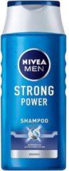 Nivea Shampoo Men – Strong Power , 250 ml - 1 stuks