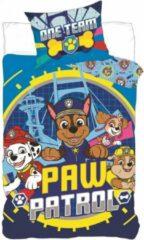 Paw Patrol - Dekbedden - Blauw - 100x135 cm