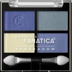 Cosmetica Fanatica - Oogschaduw Palette - Blauw - Nummer 09 - 1 doosje