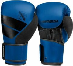 Hayabusa S4 Bokshandschoenen - Blauw - 12 oz