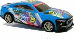 Blauwe Gear2Play RC Street Force Raceauto 1:24