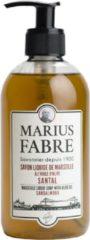 Marius Fabre - 1900 - Vloeibare Marseillezeep 400ml Sandelhout
