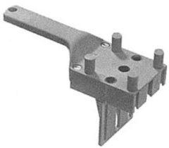 Wolfcraft Wolfcraft deuvelaar 6, 8, 10 mm 4640000