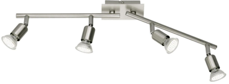 Afbeelding van Trio international Moderne Plafondlamp Nimes Trio R82944107