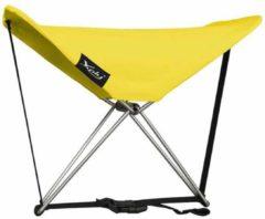 Y-ply | Ruggensteuntje | Strandstoel | Opvouwbaar | Beach-chair | Beach-lounger | Yellow | Geel | Jaune