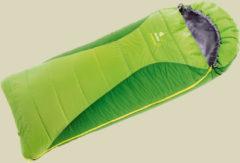 Deuter Dreamland Kinderschlafsack links kiwi-emerald