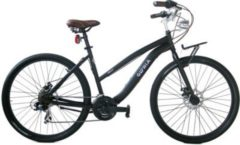 27,5 Zoll Damen Cruiser Fahrrad Gloria Bicocca 21 Gang