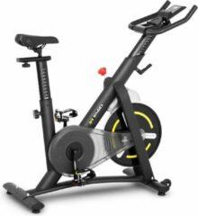 Gymrex Hometrainer - Spinning fiets - vliegwiel massa 13 kg - LCD