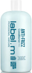 Label. M Label.M Anti-Frizz Conditioner 1000ml - Conditioner voor ieder haartype