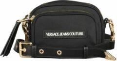 Versace Jeans Linea V Dis. 2 Cordura rodeo Dames Crossbodytas - Zwart