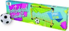 Gele Summerplay Voetbal Goal