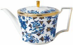 WEDGWOOD - Hibiscus - Theepot