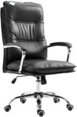 Vinsetto Bürostuhl Drehstuhl Chefsessel höhenverstellbar 59x76x106-116cm Drehstuhl Chefsessel Büro-möbel Büro-stuhl