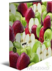 HERMA 7109 Motief ordner A4 fruit - appel