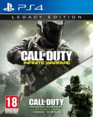 Activision Call of Duty: Infinite Warfare - Legacy Edition - PS4