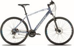 28 Zoll Mountainbike Montana X-Cross Disc 24 Gang Wham grau