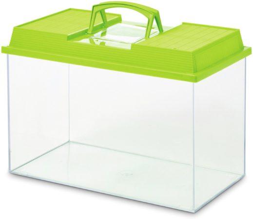 Afbeelding van Savic Fauna Box Plastic - Aquaria - 34x20x22 cm Ca. 10 L